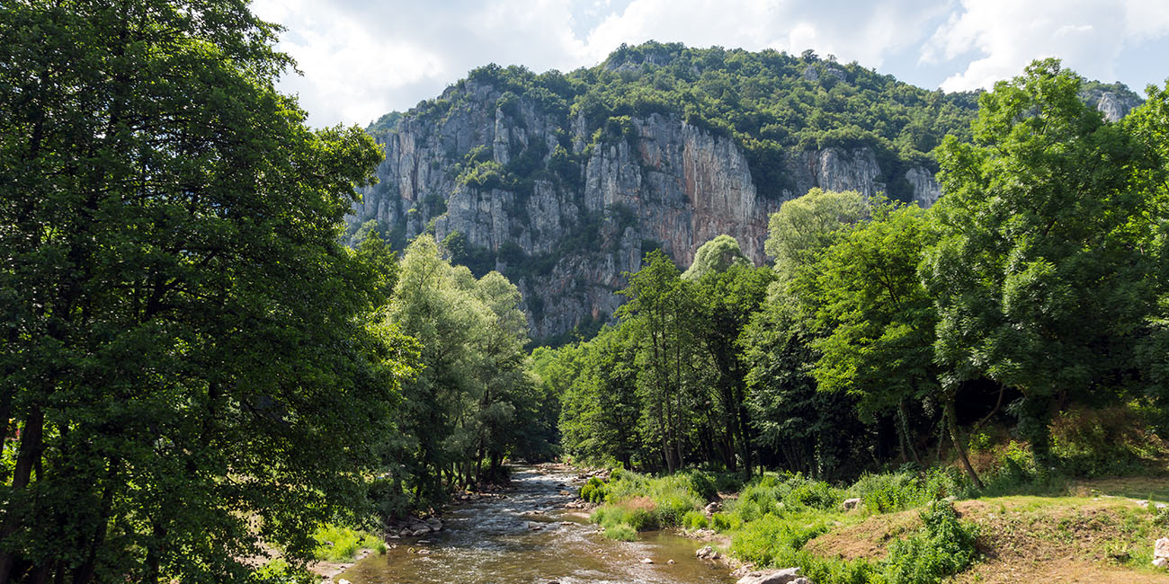 Jerma River Gorge