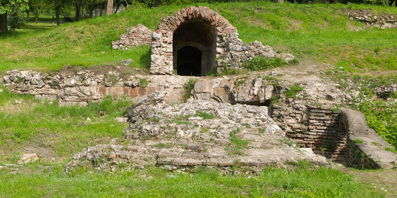 Ruševine u Niškoj Tvrđavi