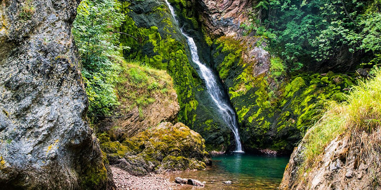 Beli Drim Vodopad