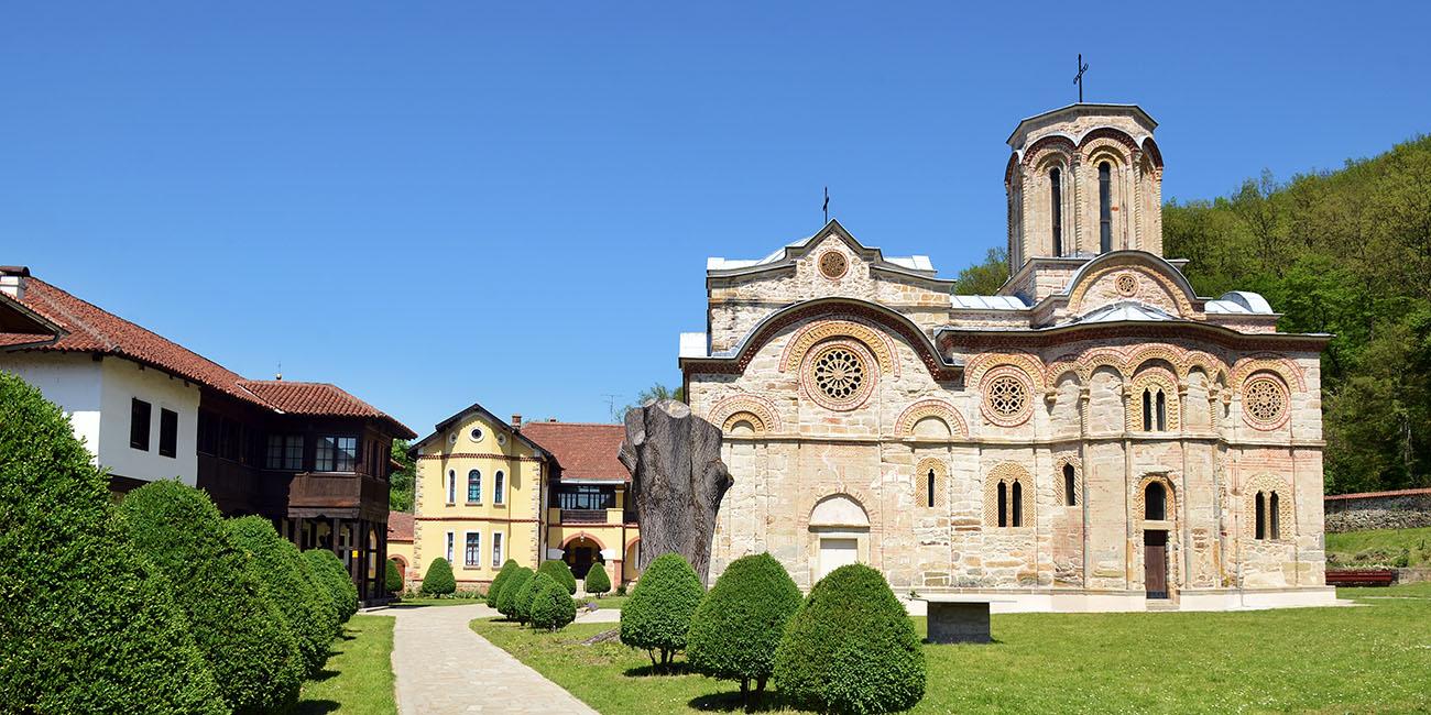 Ljubostinja Monastery