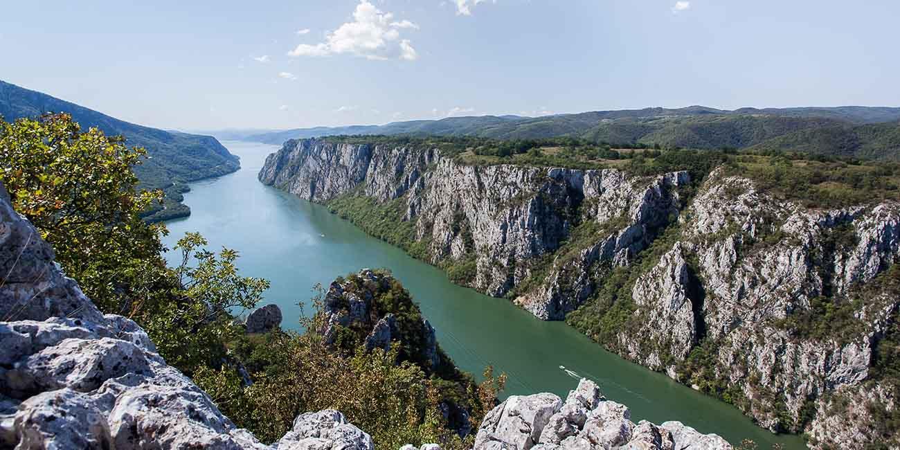 Iron Gates of the Danube
