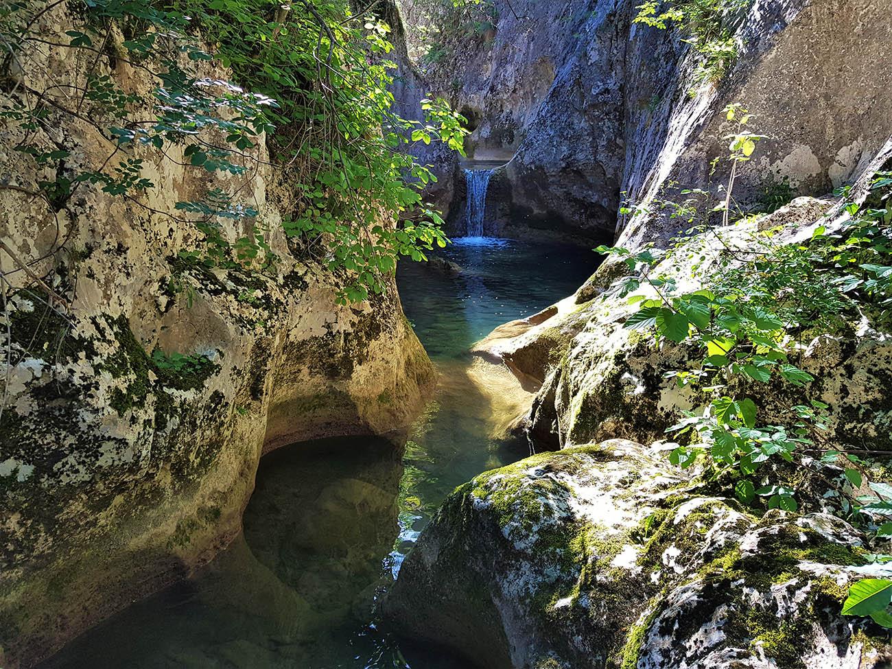 Kotlovi reke Belice